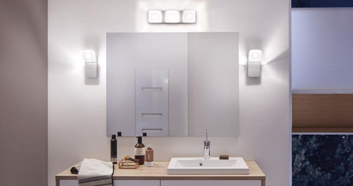 PAULMANN P 70472  svítidlo nad zrcadlodo koupelny