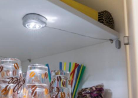 PAULMANN P 70500  kuchyňské svítidloke kuchyňské lince