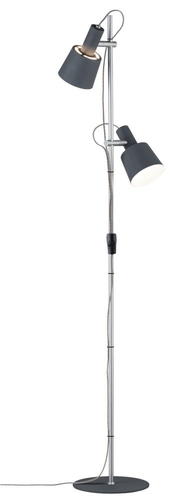 PAULMANN P 79690 stojací lampa se stmívačem + 5 let záruka ZDARMA!