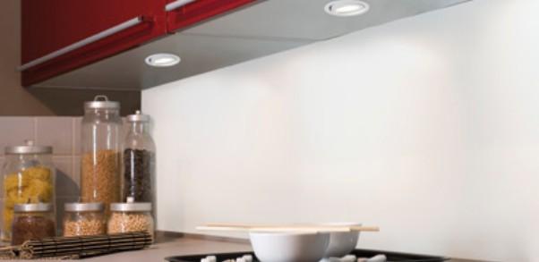 PAULMANN P 93522  vestavné bodové svítidlo 230v nejen do kuchyně, jídelny