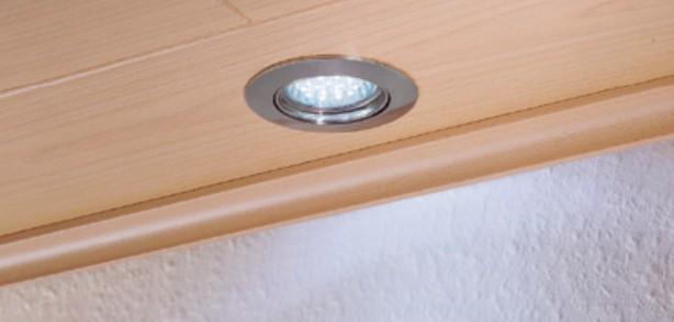 PAULMANN P 98762  vestavné bodové svítidlo 230v nejen do chodby a předsíně