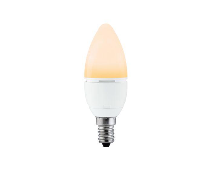 Paulmann LED žárovka E14 4W zlatá