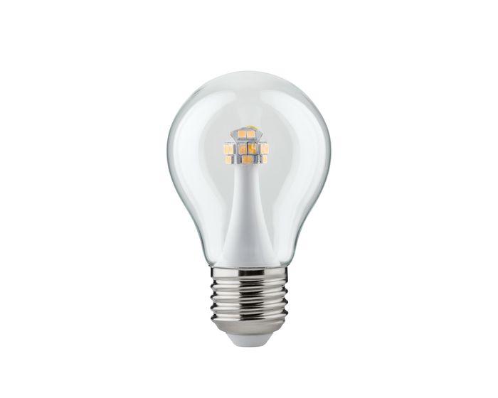 Paulmann LED žárovka E27 3W 80-89 Ra čirá