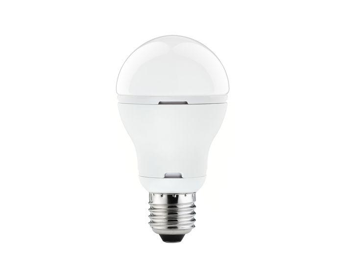 Paulmann LED žárovka E27 7W ledová modrá