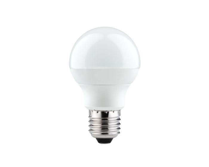 Paulmann LED žárovka E27 7W 80-89 Ra teplá bílá