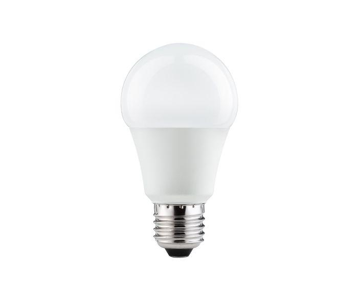 Paulmann LED žárovka E27 7W 80-89 Ra bílé denní světlo