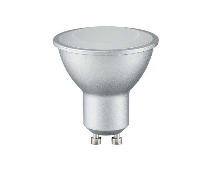 Paulmann LED žárovka GU10 3W 80-89 Ra bílé denní světlo
