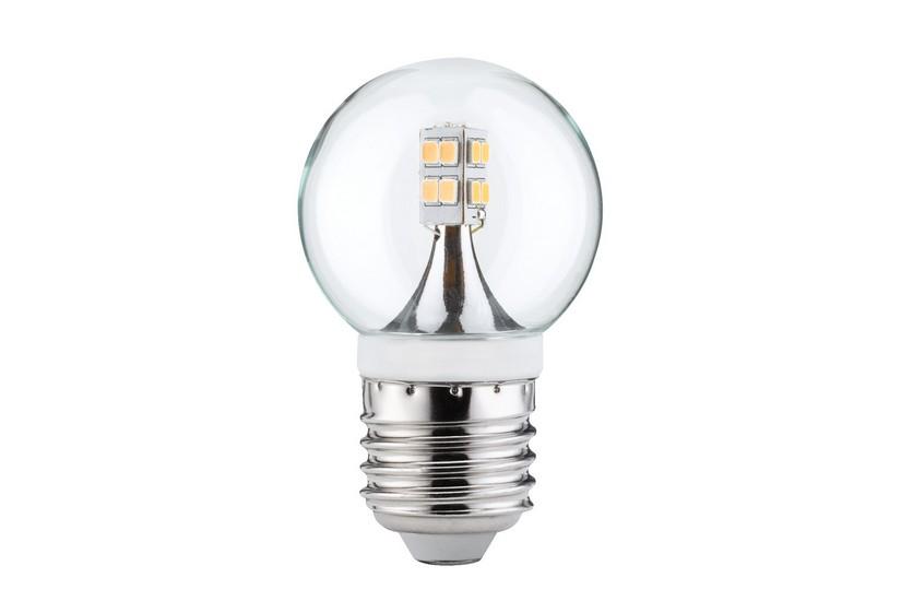 Paulmann LED žárovka E27 2,5W 80-89 Ra čirá