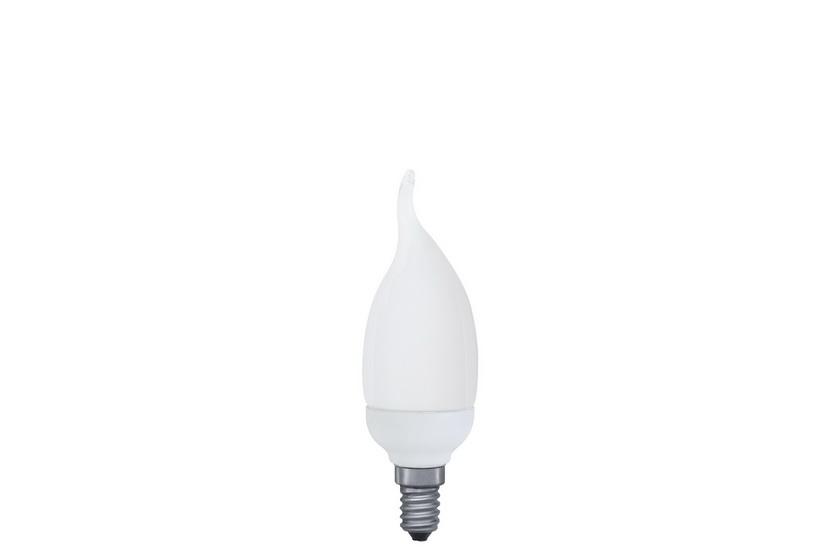 Paulmann Svíčková žárovka E14 7W satin