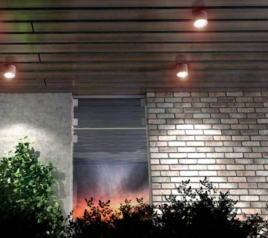 RENDL RED R10118 MERA venkovní svítidlo nástěnné nejen před dům, na dům, na cestu