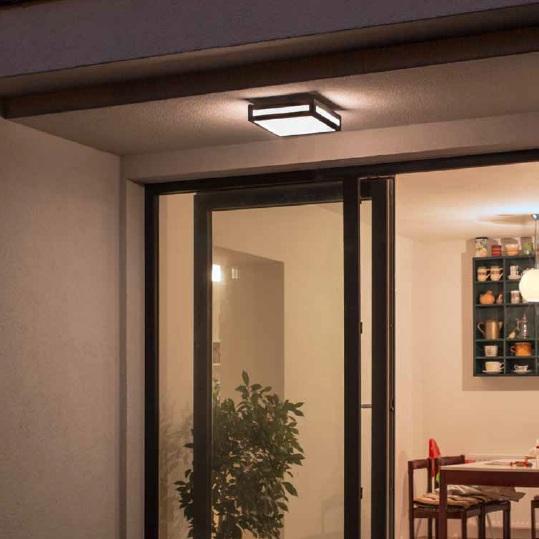 RENDL RED R10359 PLAKA venkovní svítidlo nástěnné nejen ke schodům, na terasu
