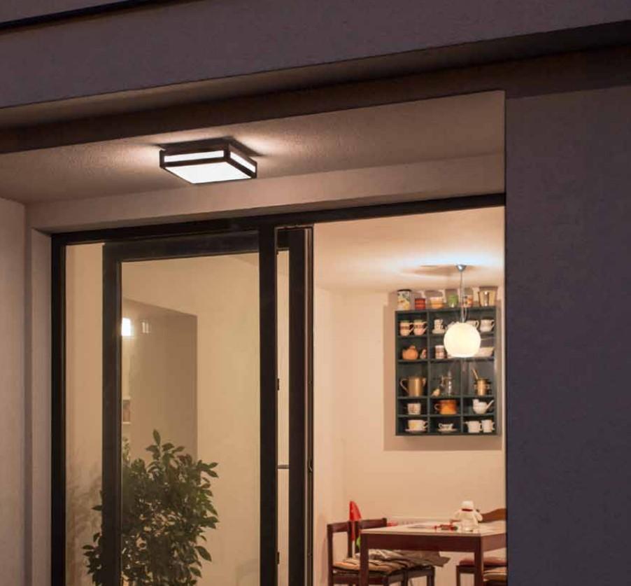 RENDL RED R10360 PLAKA venkovní svítidlo nástěnné nejen ke schodům, na terasu