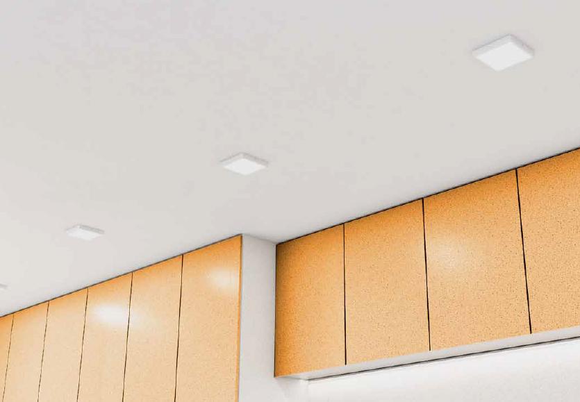 RENDL RED R12143 SLENDER SLIM stropní svítidlo nejen do kanceláře