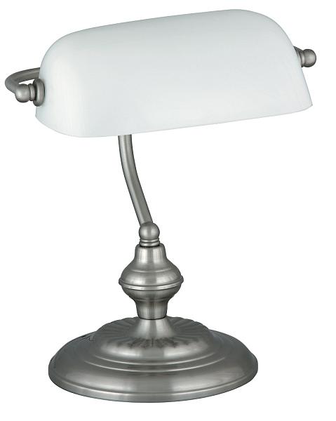 RABALUX 4037 Bank stolní lampa + 3 roky záruka ZDARMA!