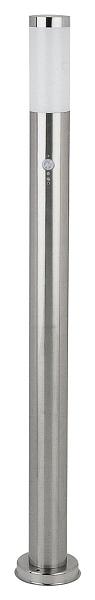 RABALUX 8268 s čidlem s pohybovým čidlem Inox torch Venkovní sloupek + 3 roky záruka ZDARMA!