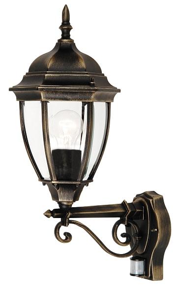 RABALUX 8380 s čidlem s pohybovým čidlem Toronto Venkovní svítidlo nástěnné + 3 roky záruka ZDARMA!