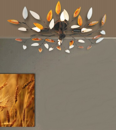 RABALUX 2849 Lilian stropní svítidlo nejen do ložnice