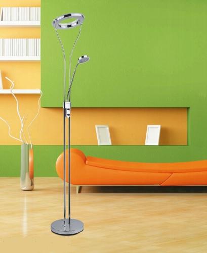 RABALUX 4159 Leslie stojací lampa se stmívačem nejen do ložnice