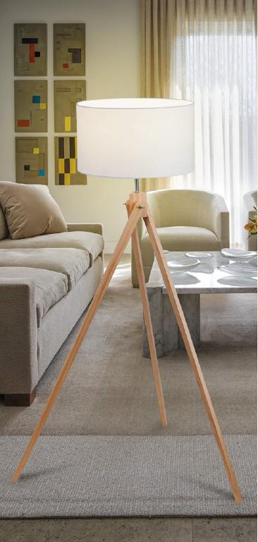 RABALUX 4189 Soren stojací lampa nejen do ložnice