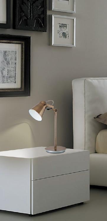 RABALUX 4193 Martina stolní lampa nejen do ložnice