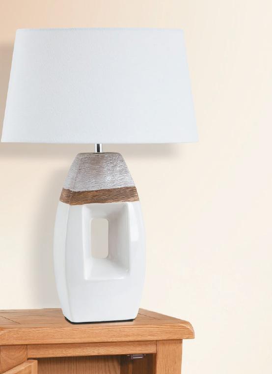 RABALUX 4387 Leah stolní lampa nejen do obýváku