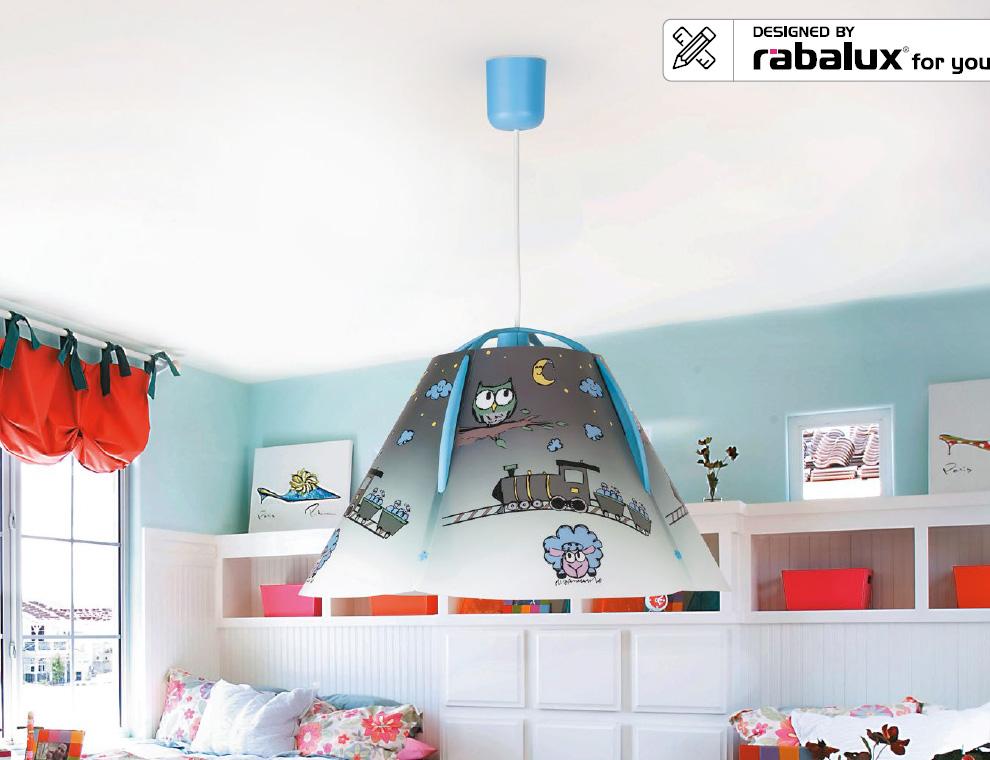 RABALUX 4566 Shepherd dětský lustrdo dětského pokoje
