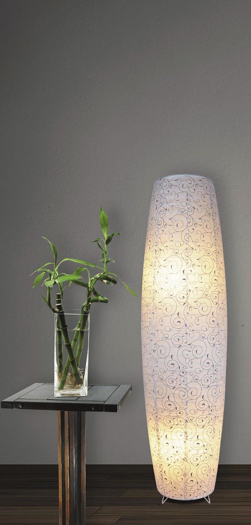 RABALUX 4729 Harmony lux stojací lampa nejen do obýváku