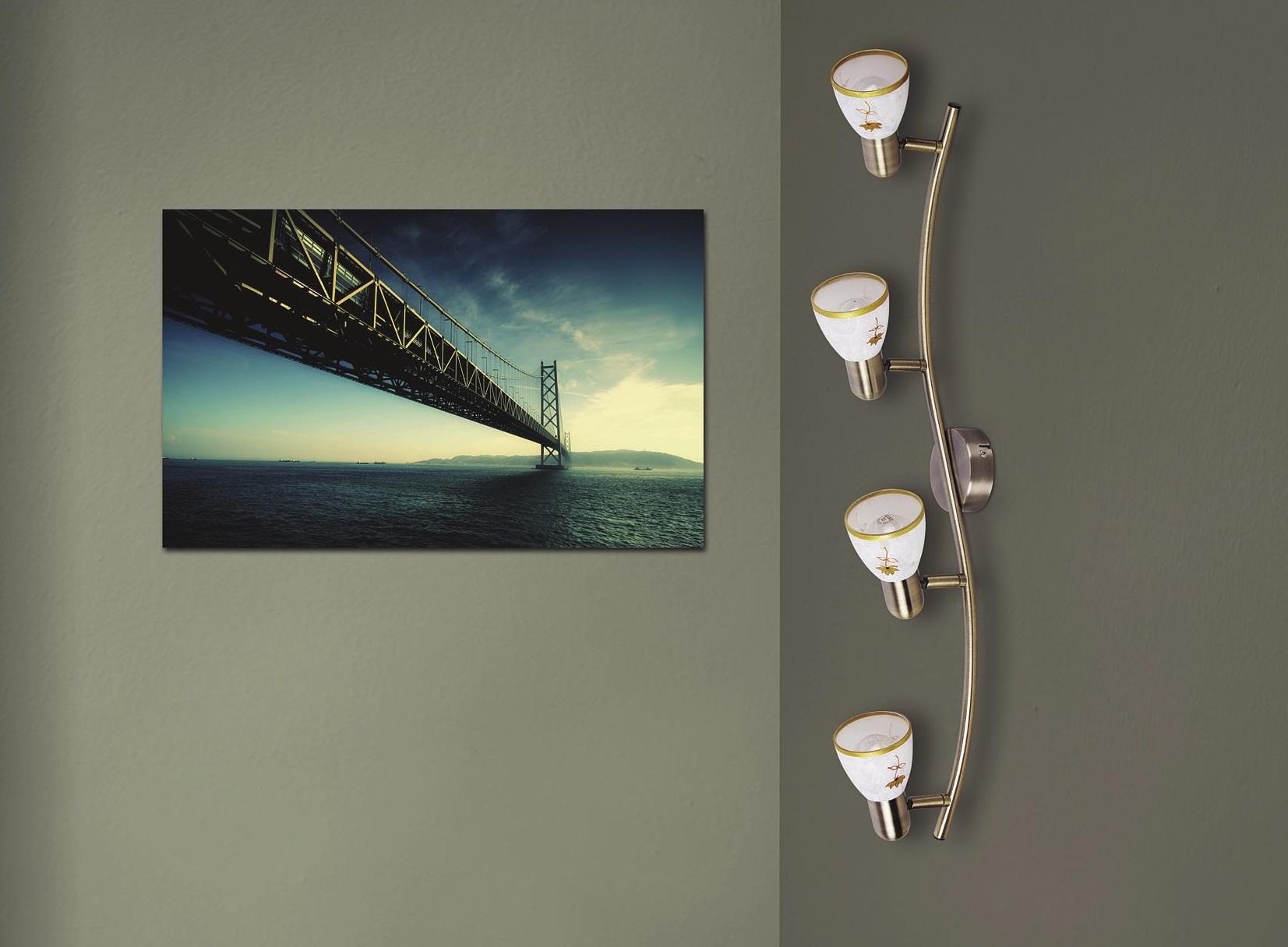 RABALUX 6359 Art flower bodové svítidlo nejen do ložnice