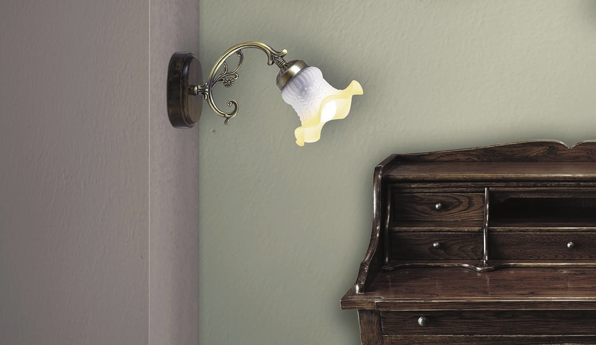 RABALUX 7071 Rustic nástěnné svítidlo nejen do ložnice