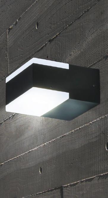 RABALUX 8060 Bona venkovní svítidlo nástěnné nejen ke schodům, na terasu