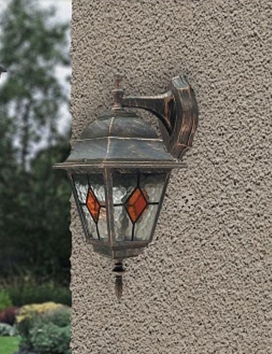 RABALUX 8181 Monaco venkovní svítidlo nástěnné nejen na chalupu