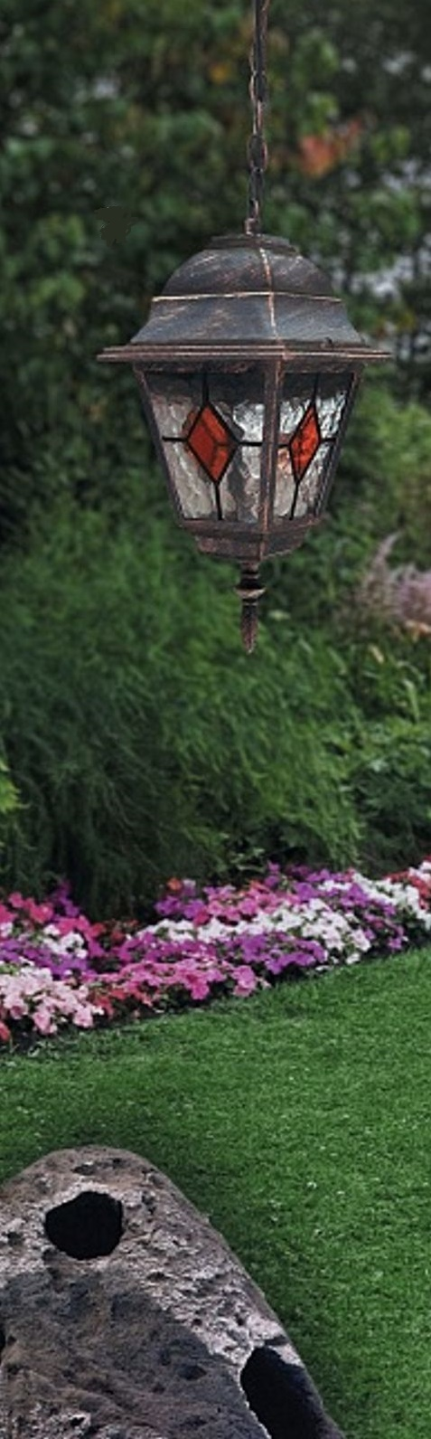 RABALUX 8184 Monaco venkovní svítidlo závěsné nejen před dům, na dům, na cestu