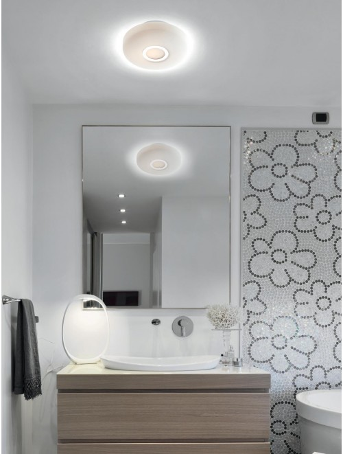 REDO Group 01-696 LUNAR koupelnové osvětlenído koupelny