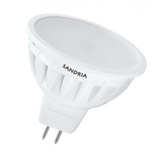 SANDRIA S1338 led žárovka MR16 4.5W Teplá