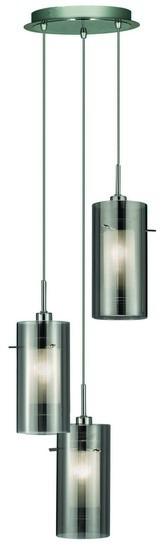 SEARCHLIGHT SL 2300-3SM Duo 2 Lustr/závěsné svítidlo + 3 roky záruka ZDARMA!