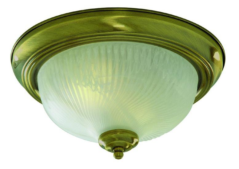 SEARCHLIGHT 7622-11AB FLUSH stropní svítidlo + 3 roky záruka ZDARMA!
