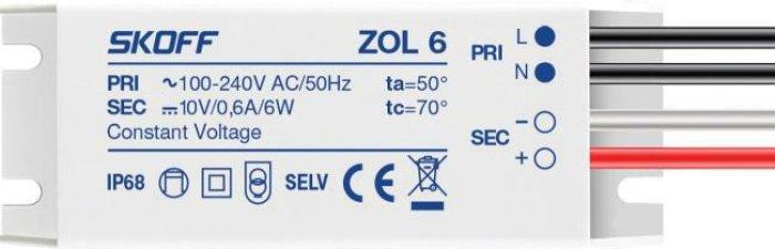 SKOFF ZL-006-C-1-1 díly pro vestavná svítidla + 3 roky záruka ZDARMA!