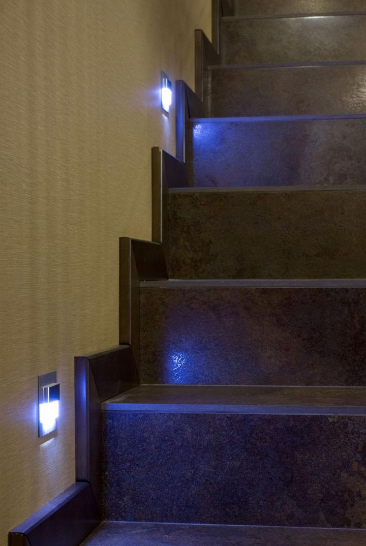 SKOFF ML-TST-G-B-1 TANGO led svítidlo nejen ke schodům, na terasu
