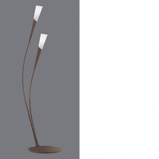 Trio Leuchten 4470921-24 stojací lampa se stmívačem + 3 roky záruka ZDARMA!