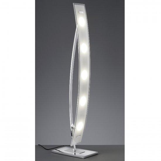 Trio Leuchten 476990506 Teano stojací lampa se stmívačem + 3 roky záruka ZDARMA!