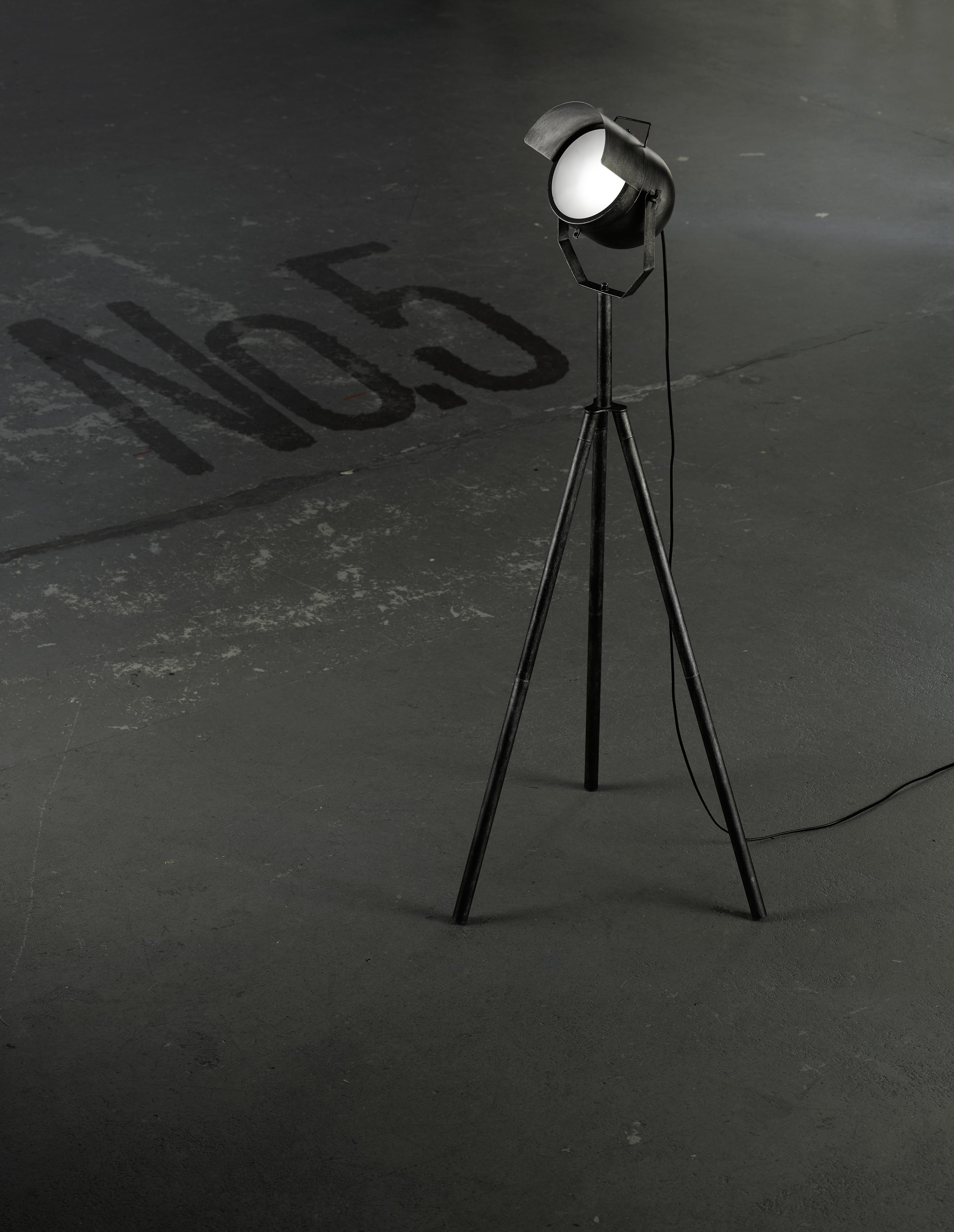 Trio Leuchten 404200188 NO.5 stojací lampa
