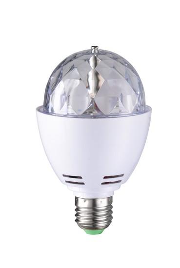 WOFI ACTION LED žárovka E27 3W bílá