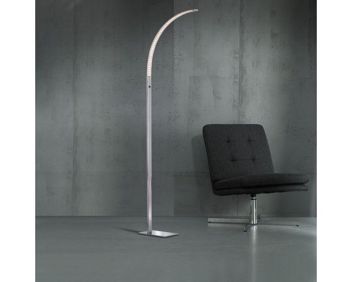 WOFI 3682.01.01.0000 LUZ stojací lampa se stmívačem nejen do pracovny