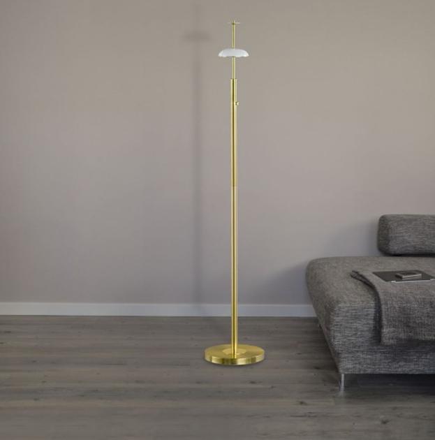 WOFI 3997.01.32.0000 TOULOUSE stojací lampa se stmívačem nejen do ložnice