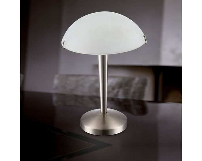 WOFI ACTION 809201640000 METZ stolní lampa nejen do ložnice