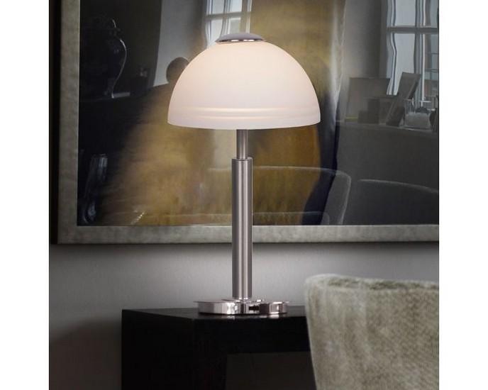 WOFI 8450.01.64.0000 CLASS stolní lampa nejen do ložnice