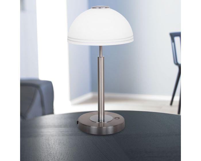 WOFI 8450.01.64.0250 CLASS stolní lampa nejen do ložnice