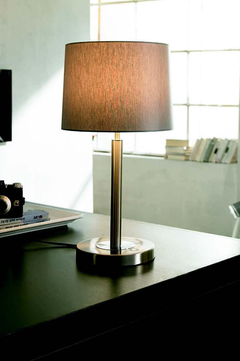 WOFI 8997.01.32.0000 TOULOUSE stolní lampa nejen do ložnice