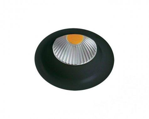Vestavné bodové svítidlo 230V BPM 3133.BL.D40.3K