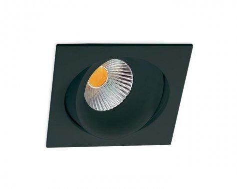Vestavné bodové svítidlo 230V BPM 3134.BL.D40.3K